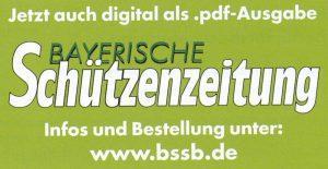 Bayerische Schützenzeitung Online