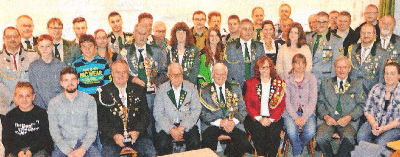 Gaumeisterschaftsfeier 2016