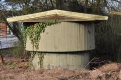 Bunker Besichtigung